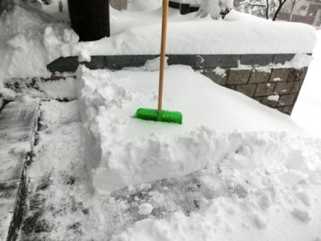 平成28年12月10日 西野神社 雪景色