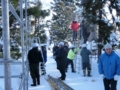 平成28年12月下旬 西野神社奉納提灯 掲出作業