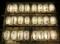 平成28年12月下旬 西野神社奉納提灯