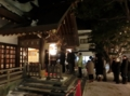 平成29年元旦の西野神社