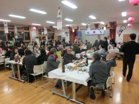 平成29年 西野神社合同新年会