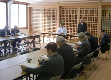 平成29年2月 西野神社総代会