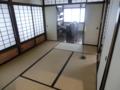 旧柳田國男隠居所(寝室)