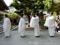 平成29年6月30日 西野神社 夏越大祓式