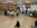 平成29年9月 西野神社 子供神輿の練習