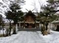 平成29年11月23日 西野神社の境内