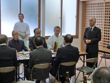平成29年11月23日 西野神社新嘗祭 直会