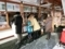 平成29年末の西野神社授与所 窓口