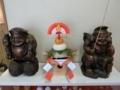 平成30年 西野神社正月(鏡餅)