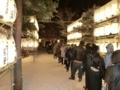 平成30年 西野神社正月(元日の参道)