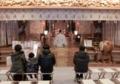 平成30年 西野神社正月(拝殿内)