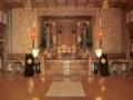 平成30年 西野神社正月(幣殿内)