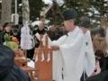 平成30年 西野神社 古神札焼納祭