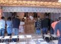 平成30年 西野神社での新年御祈祷