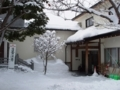 平成30年3月1日の西野神社境内
