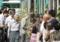 栄村大震災の被災地を視察される天皇皇后両陛下