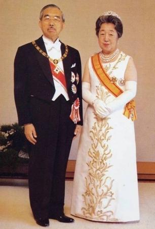 昭和天皇、香淳皇后
