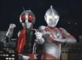 ウルトラマンと仮面ライダー