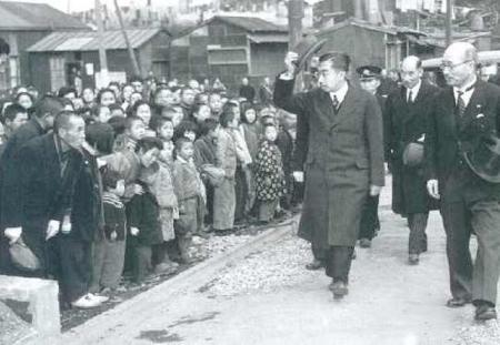 昭和天皇の戦後巡幸