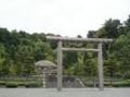 武藏野陵(昭和天皇陵)