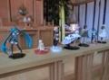 札幌・西野神社でのフィギュア供養