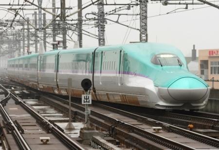 JR北海道 H5系新幹線電車