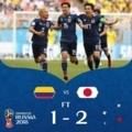 「2018FIFAワールドカップ ロシア」1次リーグ 日本×コロンビア