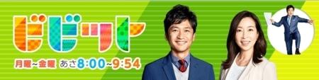 TBS「ビビット」 タイトル