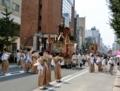 祇園祭の曳山