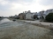 三条大橋から見た鴨川(平時)