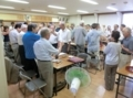 平成30年7月 地域代表者達との会議後の懇親会