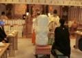 西野神社での神前結婚式