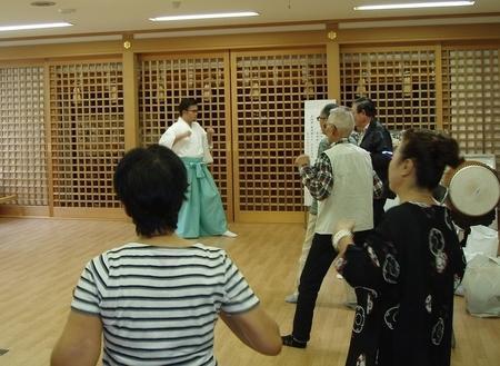 平成30年9月 西野神社 禊祓行事(練習)