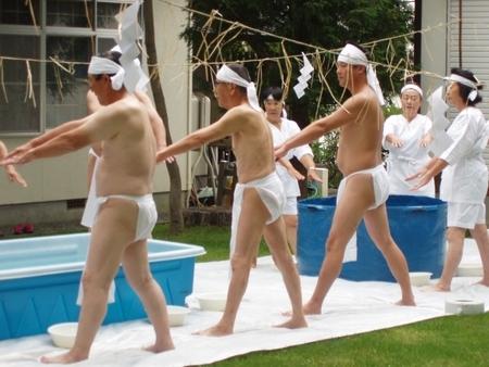 平成30年9月 西野神社 禊祓行事
