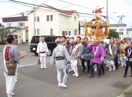 平成30年 西野神社 秋まつり(神輿渡御)