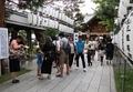 平成30年 西野神社 秋まつり(参道)
