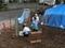 平成30年10月11日 西野神社儀式殿 地鎮祭の準備
