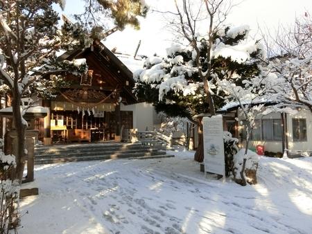 平成30年 西野神社新嘗祭の日の朝