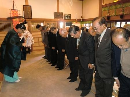 平成30年 西野神社新嘗祭