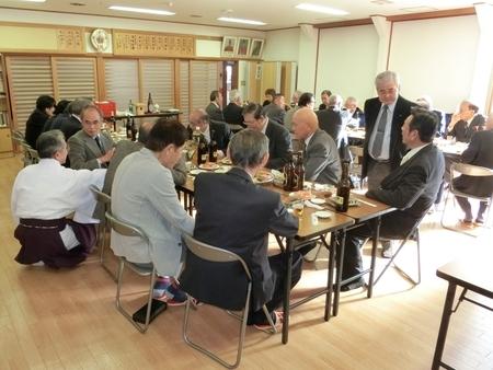 平成30年 西野神社新嘗祭(直会)