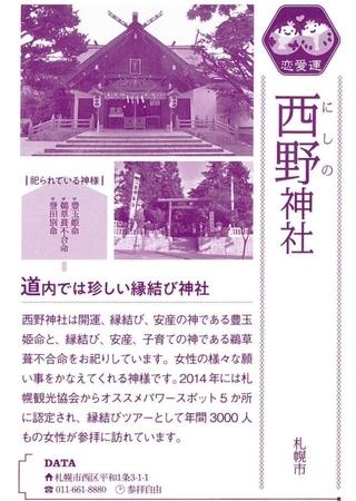 「ニッポンの神社」西野神社紹介