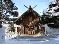 西野神社拝殿(平成30年末)