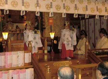 平成31年 西野神社 歳旦祭