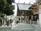 令和元年初日の西野神社