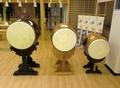 西野神社の新旧太鼓比較