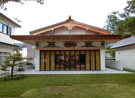 西野神社儀式殿