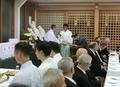 儀式殿竣工遷座祭 直会