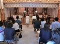 西野神社での御祈祷