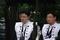 西野神社儀式殿 竣工遷座祭 布単役(氏子青年会皐月会々員)