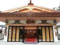 西野神社 儀式殿(正面)